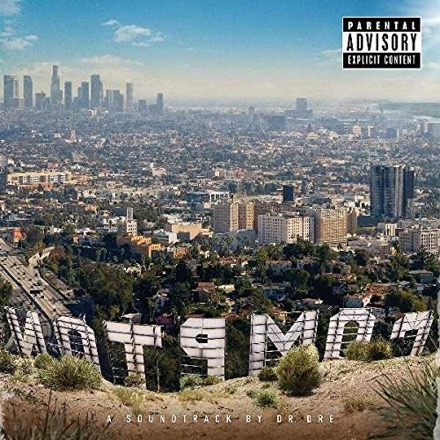 Compton (A Soundtrack By Dr. Dre)